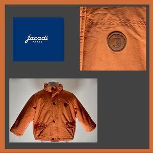 Jacadi Paris Orange Down Coat size 3